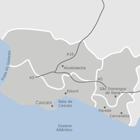 freguesias de cascais